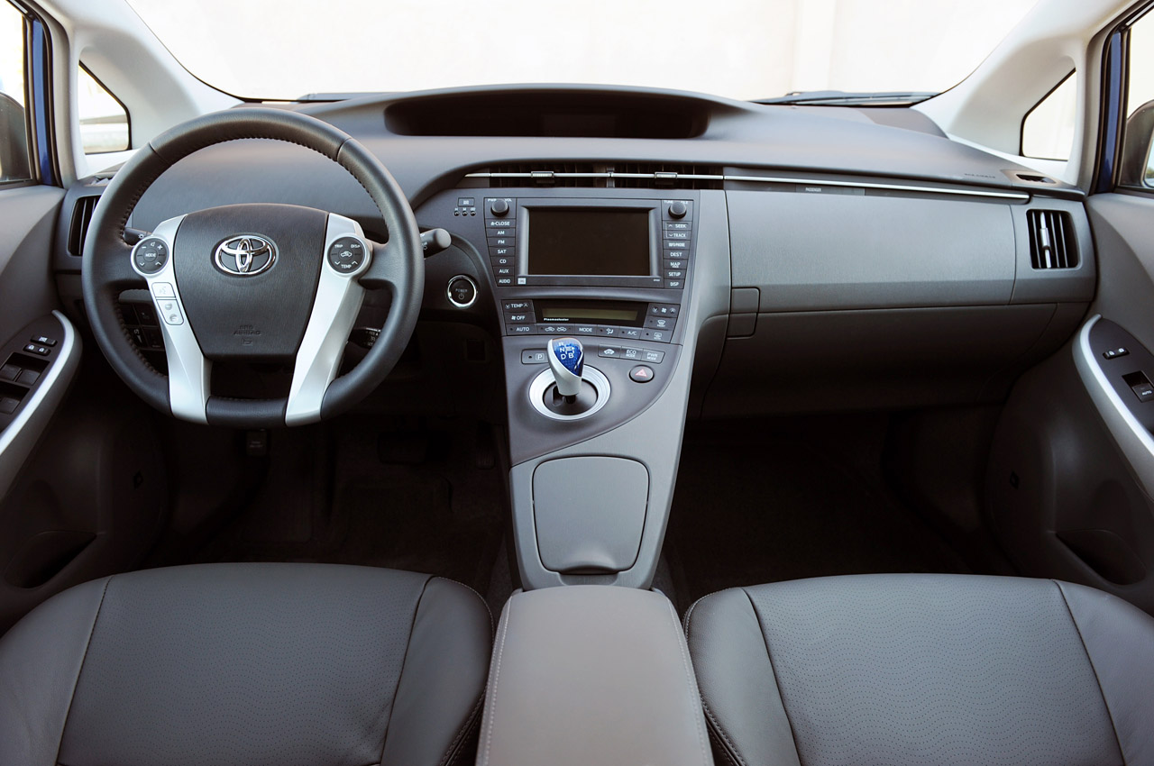 New Toyota Prius >> Out with the 2007, in with the 2011 – KleinPad!